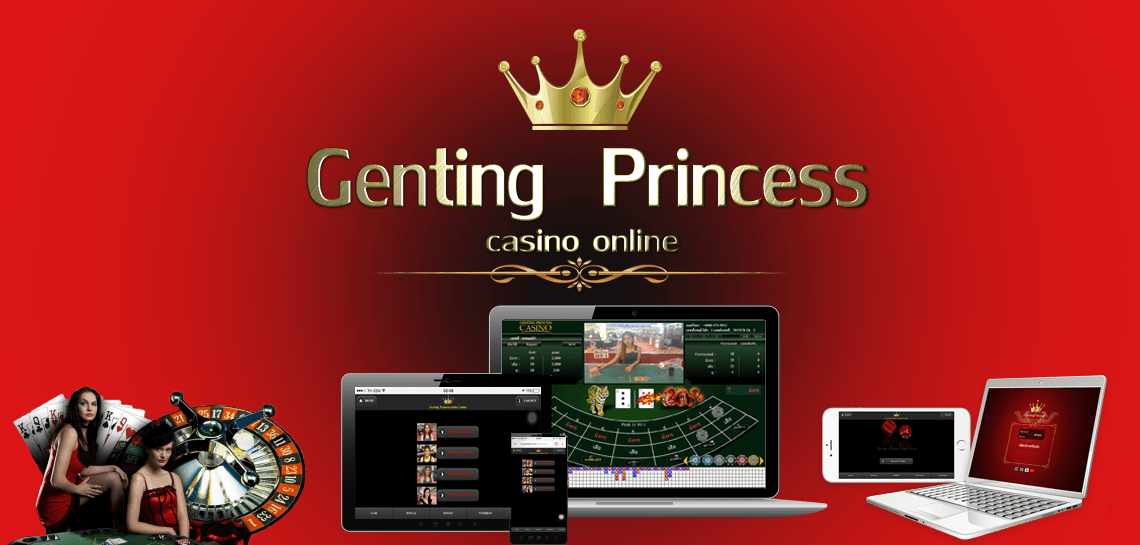 GENTING PRINCESS_casino